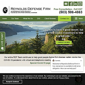 Reynolds Defense Firm