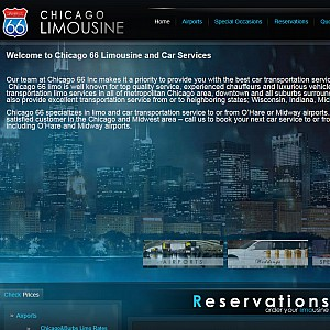 Chicago Limo 66 - Professional Limousine Service in Chicago