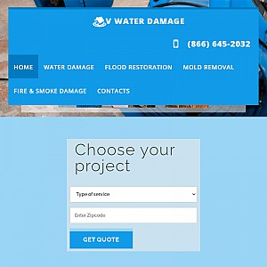 Water Restoration Company - Water Mitigation - VWater Damage