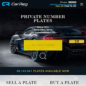Number Plates UK