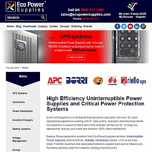 Eco Power Supplies