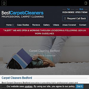 Best Carpet Cleaners Bedford
