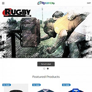 Rugby City | Rugby Gear in the USA from major rugby brands
