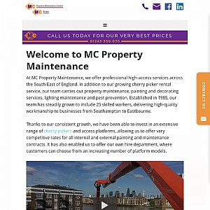 MC Property Maintenance and High Access