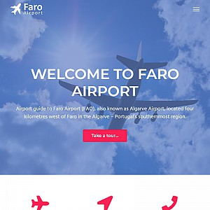 Faro Airport Information - Parking - Transfers - Car Hire