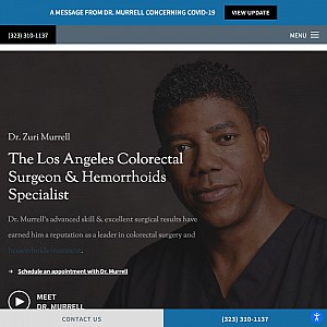 Los Angeles Hemorrhoids Doctor, Dr. Murrell