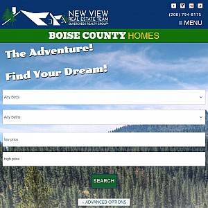 Boise County real estate