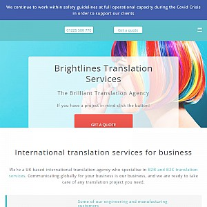 Brightlines Translation Company