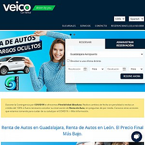 Veico Car Rental