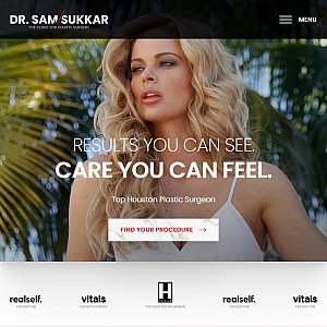 Plastic Surgery Houston - Dr. Sam Sukkar