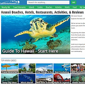 Hawaii Beaches, Hotels, Restaurants, Activities, & Reviews