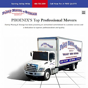 Top Mover Phoenix AZ Moving Company