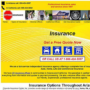 Citywide Insurance Arizona