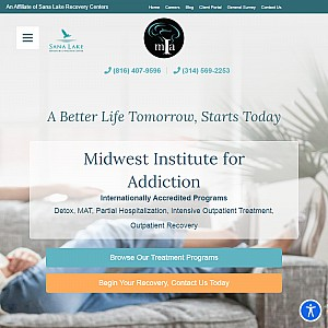 Midwest Institute for Addiction - Drug Rehab St Louis