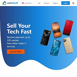 SellShark - Sell Your Iphone