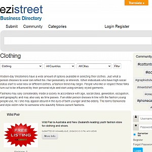 www.ezistreet.com/category/fashion/clothing-shopping