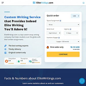 Best Trustworthy Custom Writing Service