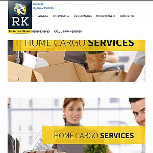 Rk Packers and Movers - Packers and Movers Mumbai