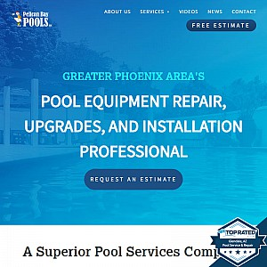 Pool Service and Maintenance for Glendale Arizona