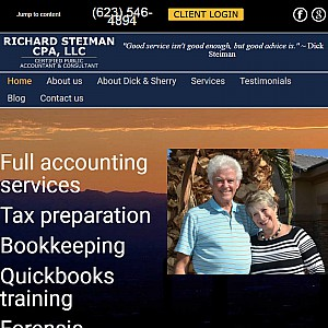Small Business Tax Preparation for Surprise AZ