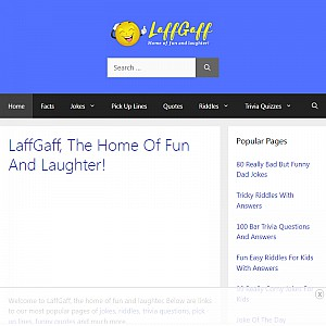 LaffGaff Funny Jokes