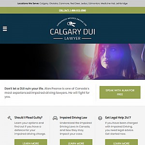Calgary DUI Lawyer - Impaired Driving Law