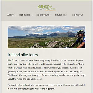 Green Marble Cycle Tours