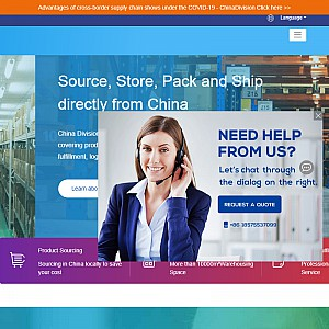 Worldwide Ecommerce Order Fulfillment Company - ChinaDivision