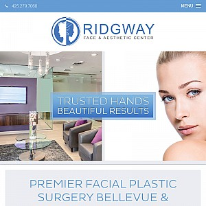 Plastic Surgeon Bellevue - Dr. Ridgway