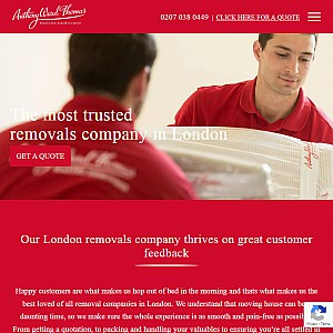 Removals & Storage London