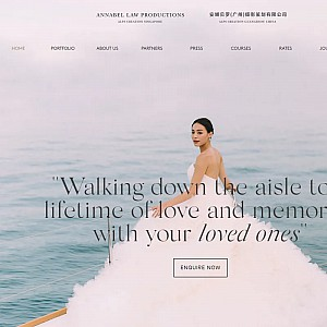 Annabel Law Productions - Wedding Photography Singapore