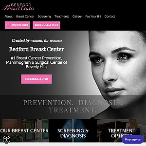 Breast Care Center Los Angeles