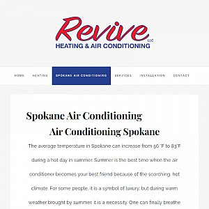 Spokane Air Conditioning Company