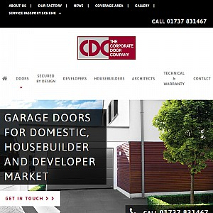 CDC Garage Doors
