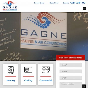 Gagne Heating & Air Conditioning