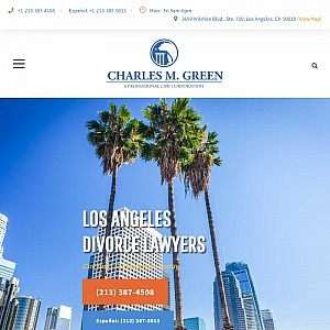 L.A. Divorce Attorney Charles M. Green