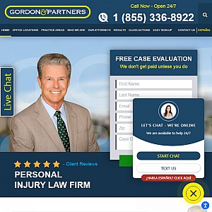Gordon & Doner - Personal Injury Lawyers