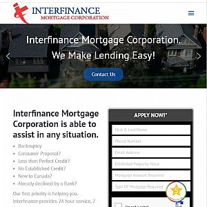 Interfinance Mortgage Corporation