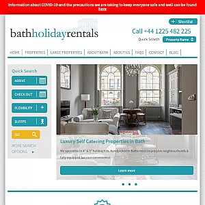Bath Holiday Accommodation