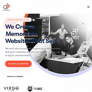 SoftwareCy Website Design and SEO Agency