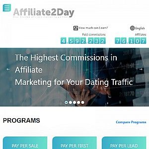 Affiliate2Day Dating Affiliate Network