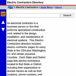 Electric Contractors - US Electrical Contractors Directory