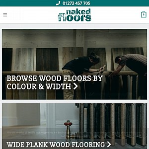Naked Floors
