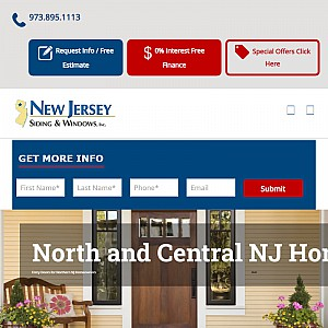 New Jersey Siding and Windows