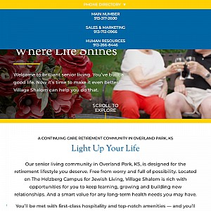 Overland Park Independent Living and Assisted Living