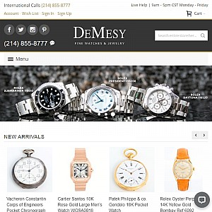 DeMesy Fine Watches & Jewelry