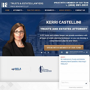 Trust And Estates Attorney Kerri Castellini