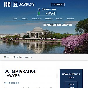 Immigration Attorney April Cockerham