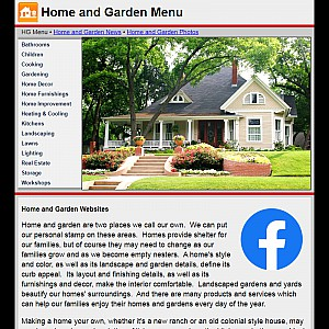 Home and Garden Information