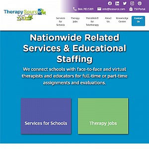 Therapy Source Staffing Solutions